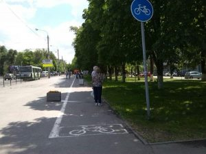 Права велосипедистов как участников дорожного движения планируется расширить